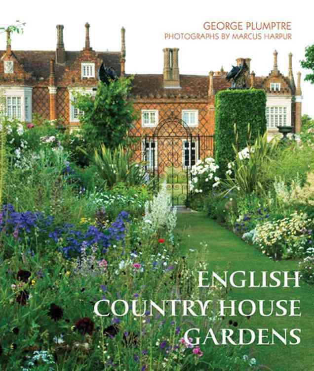 English Country House Gardens By Harpur, Marcus