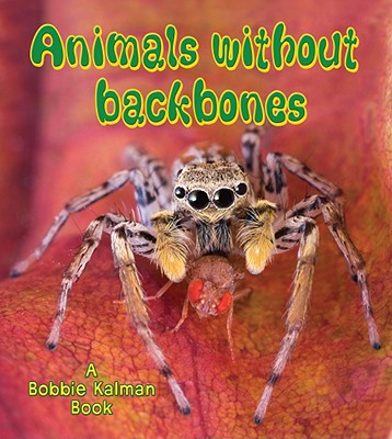 Animals Without Backbones By Kalman, Bobbie